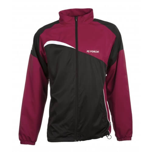 Forza Ian Jacket Beet Red