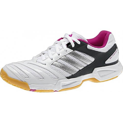 Adidas BT Feather Team Woman White Silver