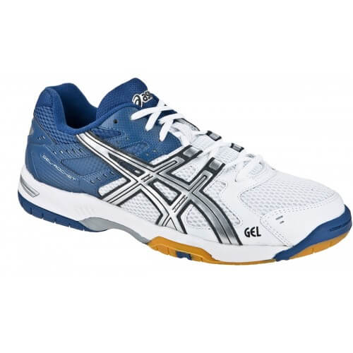 Asics Gel Rocket 6 White Blue
