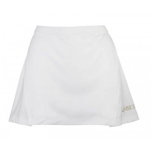 Asics Monica Skirt White