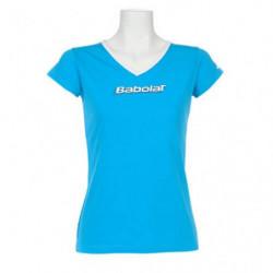 Babolat T-Shirt Training Lady Bleu