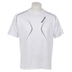 Babolat T-Shirt Men Club 12 Blanc