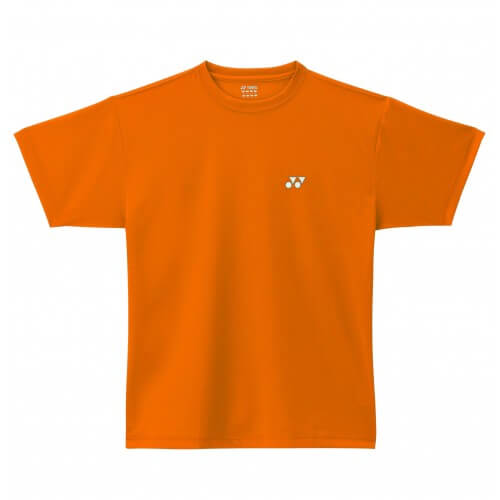 Yonex T-Shirt Plain Orange
