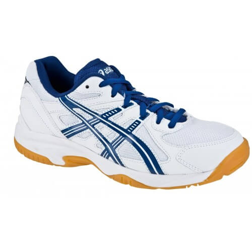 Asics Gel Doha White Blue
