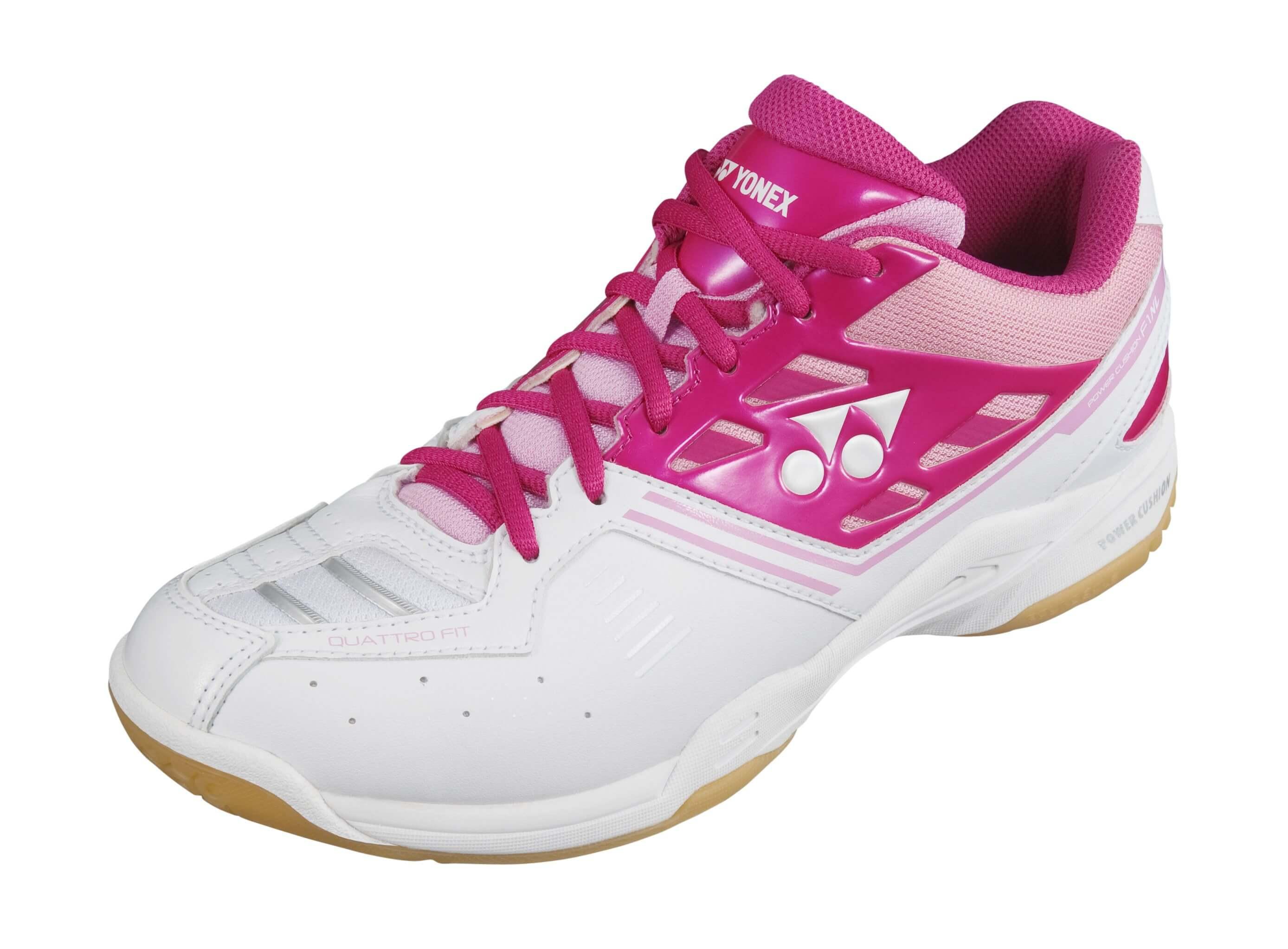 2b8a1be1d57d21 Chaussures de badminton Yonex - +2Bad