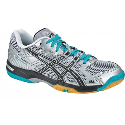 Asics Gel Rocket W Silver Ice Blue