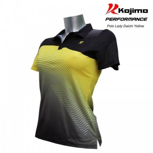 Kojimo Polo Daichi Yellow Lady
