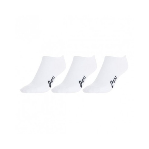 Asics 3PPK Ped Socks White
