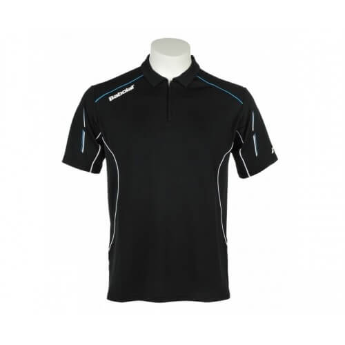 Babolat Polo Match Core Men 14 Noir