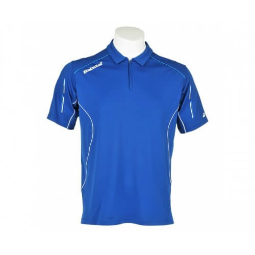 Babolat Polo Match Core Men 14 Bleu