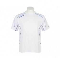 Babolat T-Shirt Match Core Men 14 Blanc