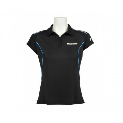 Babolat Polo Match Core Women 14 Noir