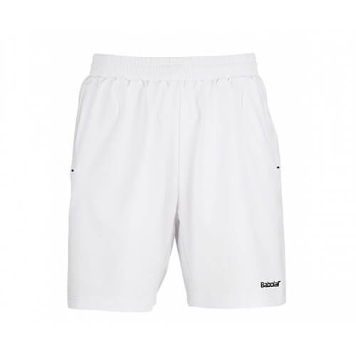 Babolat Short Match Core Men 14 Blanc