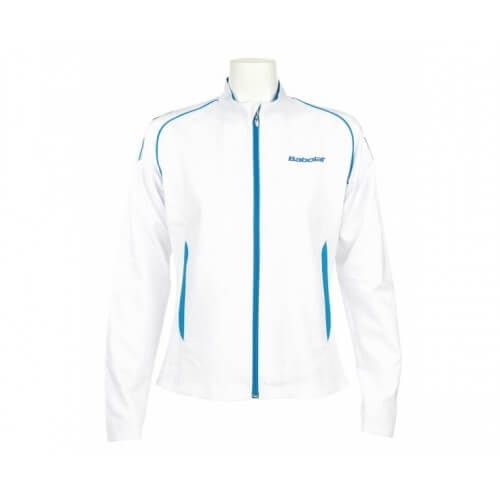 Babolat Jacket Match Core Women 14 Blanc