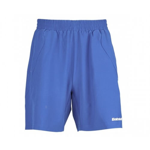 Babolat Short Match Core Boy 14 Bleu