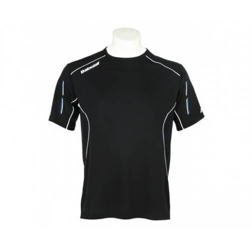 Babolat T-Shirt Match Core Boy 14 Noir
