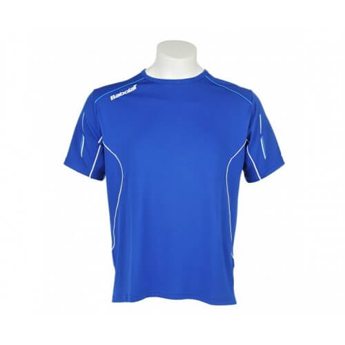 Babolat T-Shirt Match Core Boy 14 Bleu