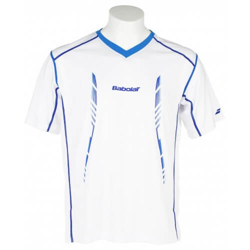Babolat T-Shirt Perf Boy 2014 Blanc