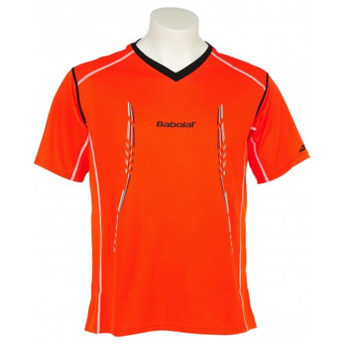 Babolat T-Shirt Perf Boy 2014 Orange