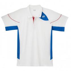 Yonex Polo Team Men 1450 Blanc