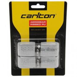 Carlton Grip AeroGear Ribbed PU x2