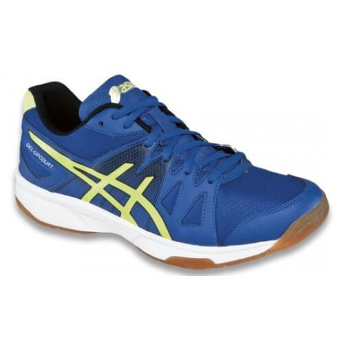 Asics Gel Upcourt Blue Flash Yellow