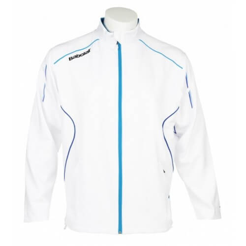 Babolat Jacket Match Core Boy white