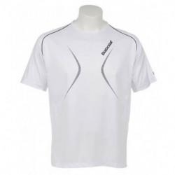 Babolat Tee Shirt Boy Club White 12