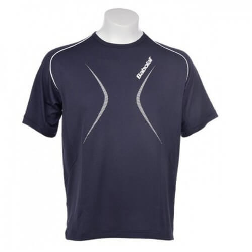 Babolat Tee Shirt Boy Club Navy 12