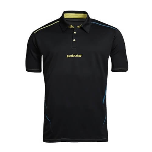Babolat Polo Match Perf Men 2015 Anthracite