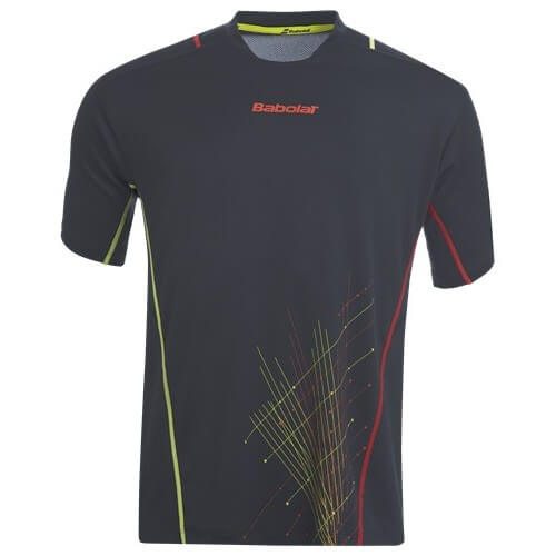 Babolat T-Shirt Match Perf Men 2015 Anthracite