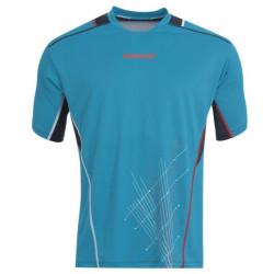 Babolat T-Shirt Match Perf Boy 2015 Bleu Clair
