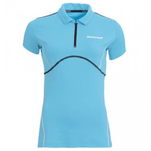 Babolat Polo Match Perf Women 2015 Turquoise