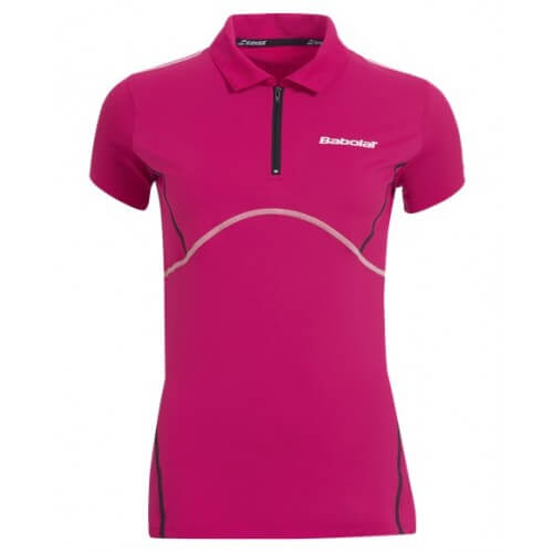 Babolat Polo Match Perf Women 2015 Cerise