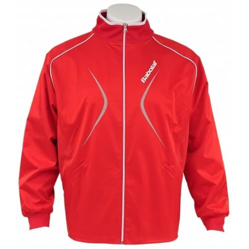 Babolat Jacket Men Club 2012 Rouge