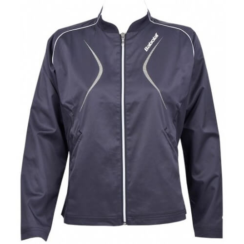 Babolat Jacket Women Club 2012 Bleu Marine