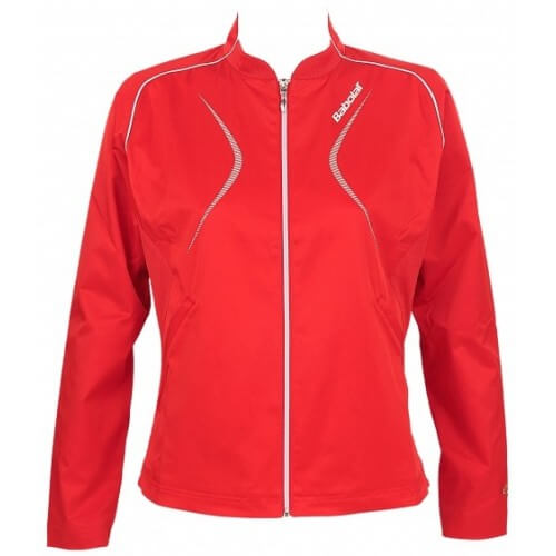 Babolat Jacket Women Club 2012 Rouge