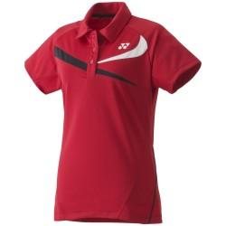 Yonex Polo Women Team 20240 Red
