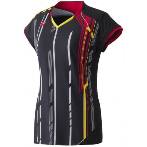 Yonex Polo Women Team + 20235 Black