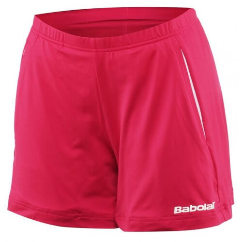 Babolat Short Match Core Women 2014 Cerise