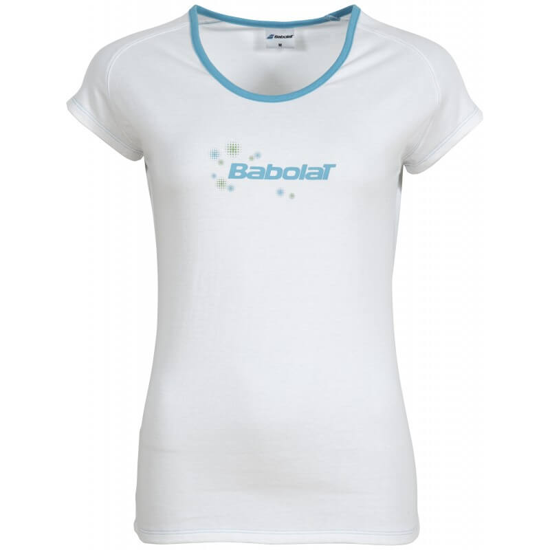 Babolat Tee Core Women White