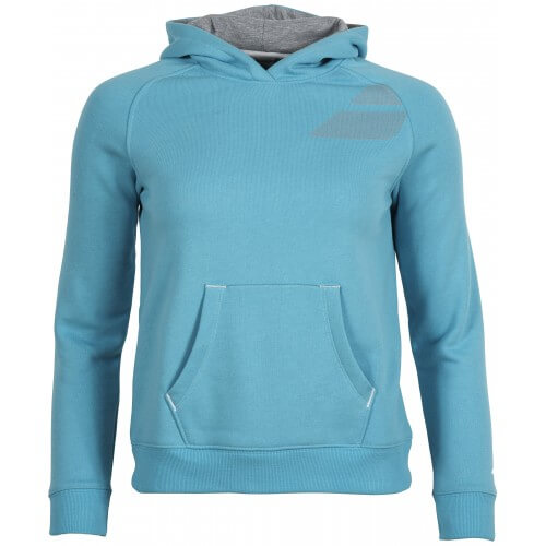Babolat Sweat Hoodie Core Women Turquoise