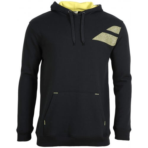 Babolat Sweat Hoodie Core Men Dark Grey