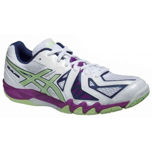 Asics Gel Blade 5 W White Pistachio Grape