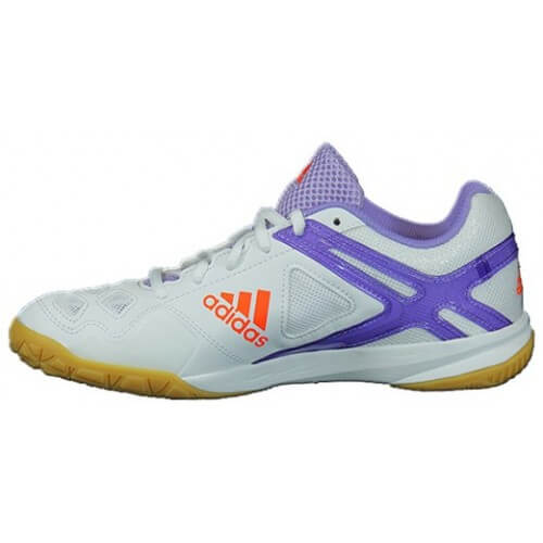 Adidas Feather Team Women White Blue