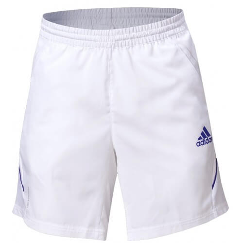 Adidas Short Technical Men White Blue