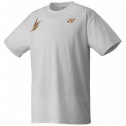 Yonex Tee-Shirt 16003 LDEX (Lin Dan) White