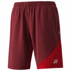 Yonex Short 15001 LDEX (Lin Dan) Dark Red