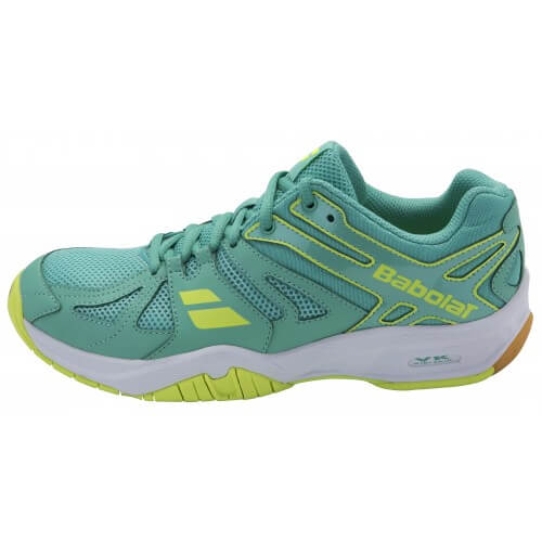 Babolat Shadow Team Women Green Yellow