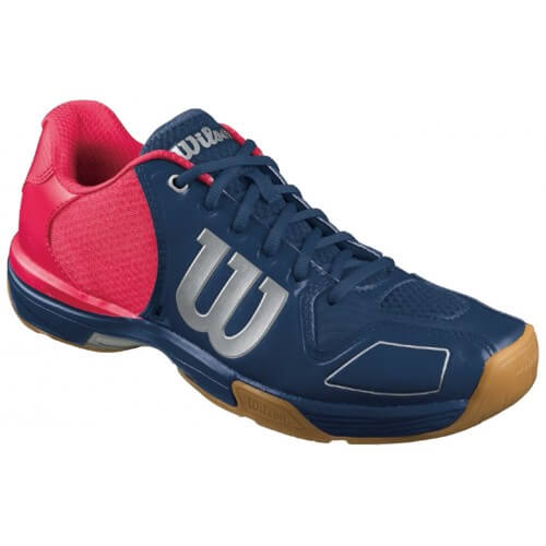 Wilson Vertex Navy Neon Red
